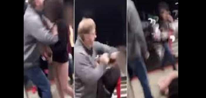États-Unis : Un Blanc de 51 ans agresse une fillette noire de 11 ans (vidéo) 0