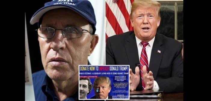 États UnisLe frère de Pablo Escobar veut destituer Donald Trump