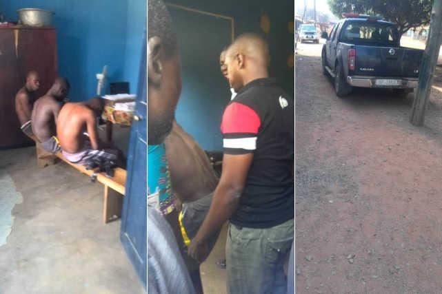 Des soldats togolais arrêtés au Ghana