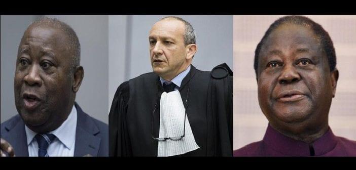 Acquittement de Gbagbo: son avocat principal et Henri Konan Bédié réagissent!
