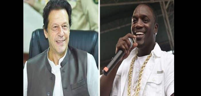 Akon adresse un message au premier ministre pakistanais (vidéo)