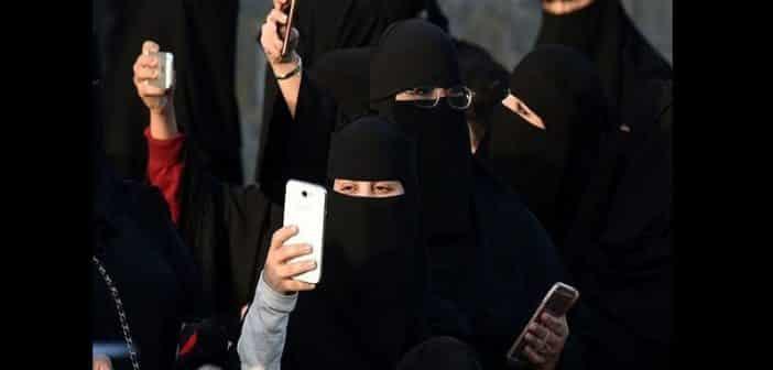 Arabie saoudite Les femmes désormais informées de leur divorce par SMS 2
