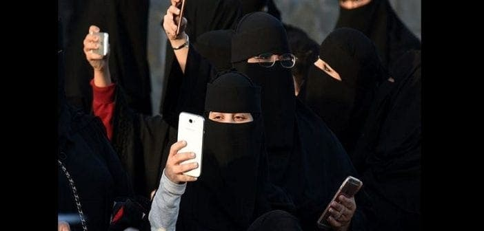 Arabie saoudite : Les femmes désormais informées de leur divorce par SMS