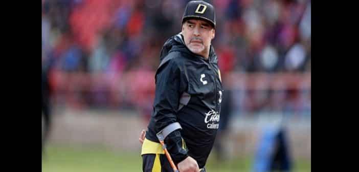 Argentine : Diego Maradona hospitalisé d'urgence