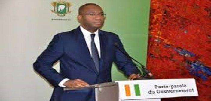 Côte d'Ivoire Le gouvernement réagit à l'acquittement de Gbagbo Blé Goudé
