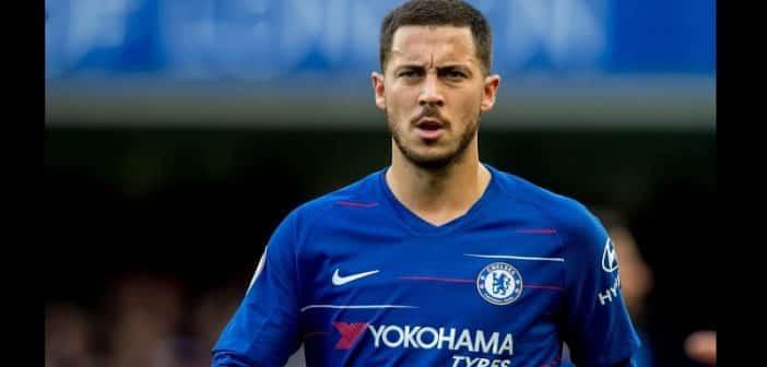 Chelsea: La stratégie des dirigeants pour retenir Eden Hazard