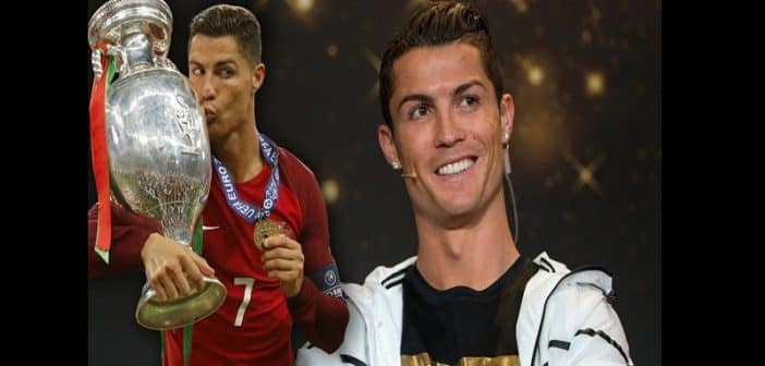Cristiano Ronaldo « Je ne suis pas obsédé par les prix individuels »