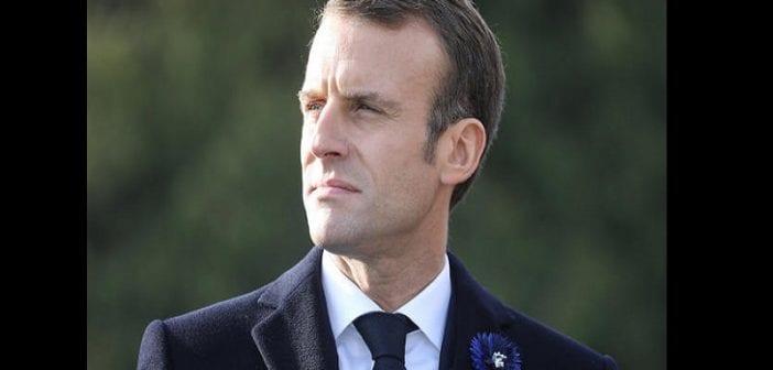 Emmanuel Macron« Je veux transformer les colères en solutions »