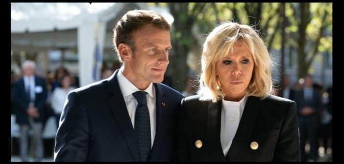 Emmanuel Macronson nouveau dérapage qui ne plaira pas à Brigitte