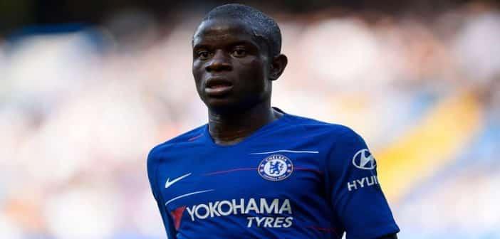"""Football""""Le jumeau"""" Ngolo Kanté qui pourrait évoluer au PSG"""