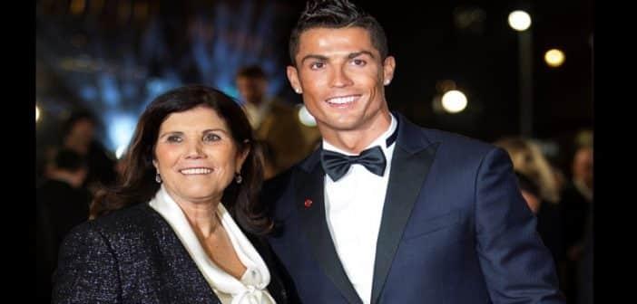 FootballLa mère Ronaldo explique pourquoi elle a voulu avorter de lui