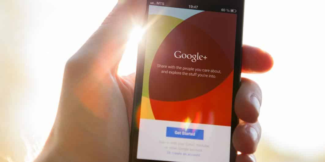 Google Plus disparaîtra en avril 2019