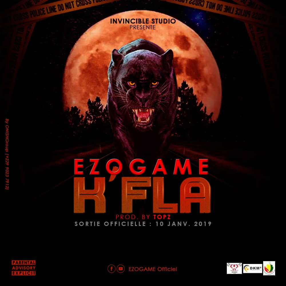 Ezogame – K'Fla (Lyrics)