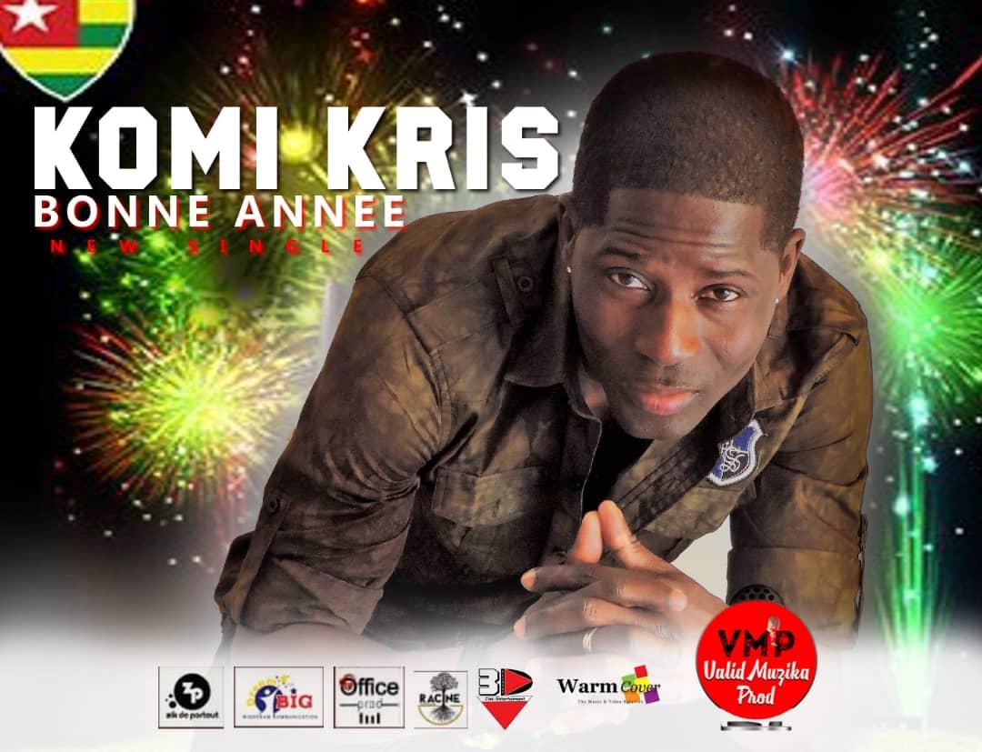 Komi Kris – Bonne Année (Lyrics)