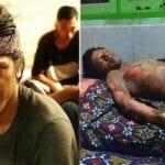 Indonésie Pour un mot de passe elle brûle son mari à mort