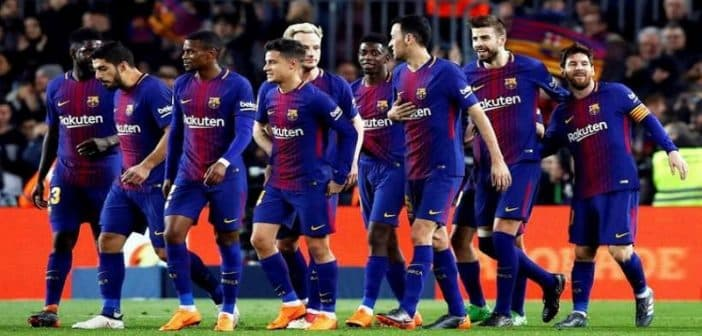 Mercato: Le FC Barcelone recrute un nouveau défenseur français