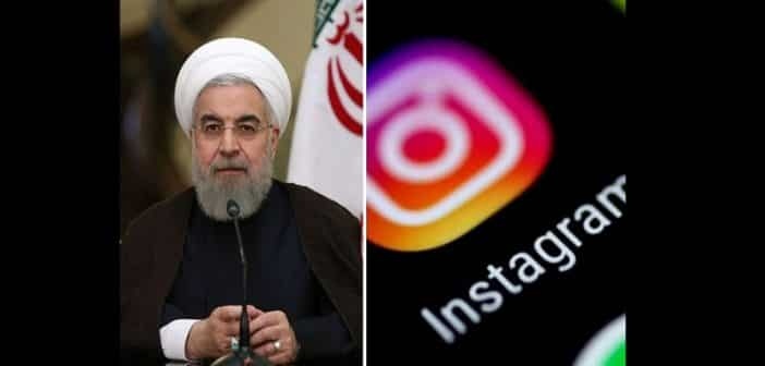 L'Iran annonce son intention d'interdire Instagram. La raison!