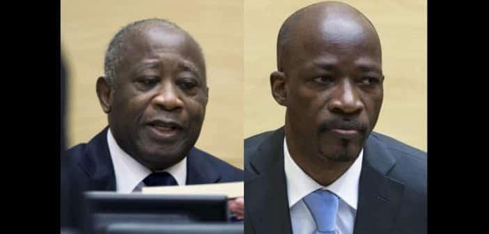 La CPI suspend la remise en liberté de Laurent Gbagbo et Blé Goudé