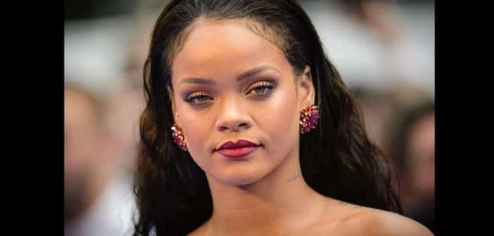 Showbiz : La chanteuse Rihanna se lance dans la couture