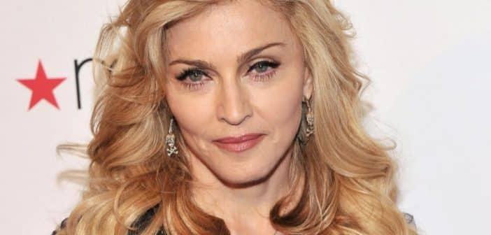 La star Madonna s'offre un nouveau fessier pour 2019-Photos