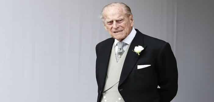 Le Prince Philip impliqué dans un accident de voiture Un détail surprend les Anglais