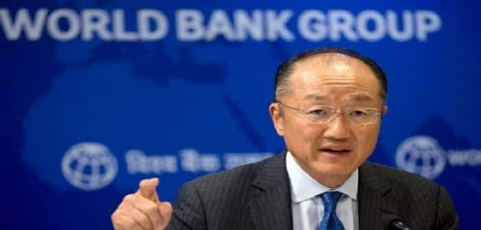 Le président de la Banque mondiale surprend en annonçant sa démission