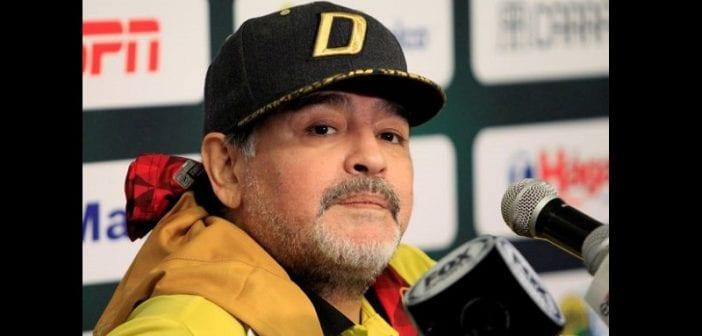 Les dernières infos sur la santé de Maradona atteint d'une hémorragie gastrique