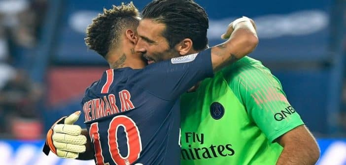 PSGGianluigi Buffon révèle un élément décisif pour l'avenir de Neymar