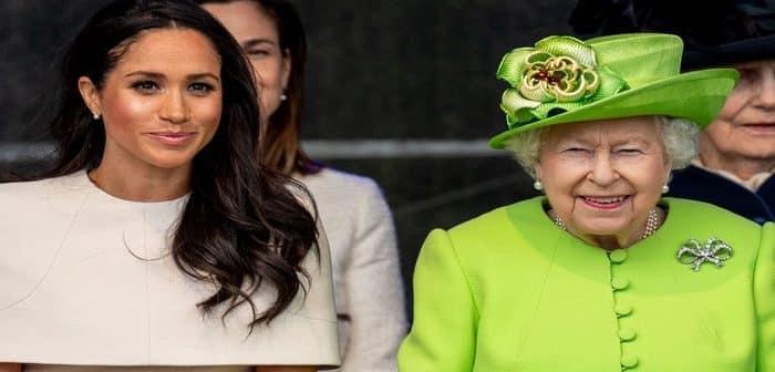 People : La reine d'Angleterre donne un nouveau titre à Meghan