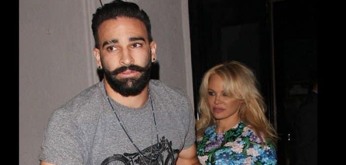 People: Pamela Anderson partage un cliché au lit avec Adil Rami (photos)
