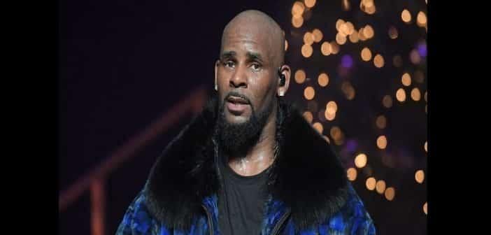 People : R. Kelly pourrait être expulsé de son studio d'enregistrement. La raison!