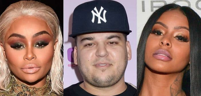 People: Vive altercation entre Blac Chyna et Alexis Sky, la réaction de Rob-VIDEO