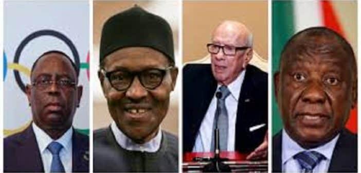 Politique: Les 6 élections majeures qui rythmeront l'Afrique en 2019