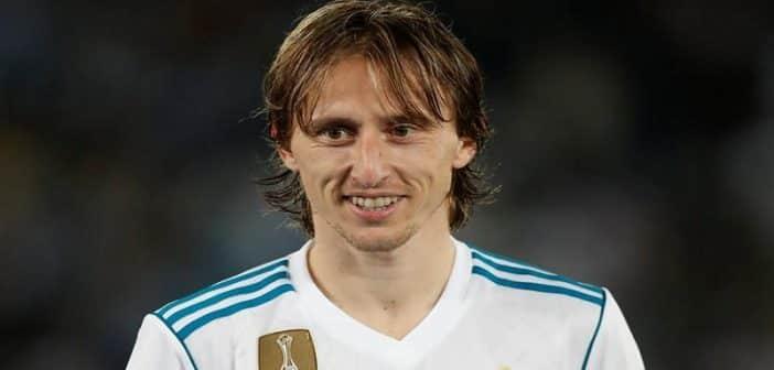 Réal Madrid: Luka Modric Refuse De Prolonger Et Pourrait Rejoindre Ce Grand D'europe