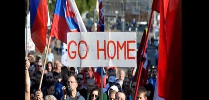 République tchèque La proposition du gouvernement aux migrants pour les inciter àquitter le pays