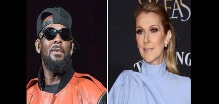 R. Kelly accusé d'abus sexuel : Céline Dion prend une surprenante décision