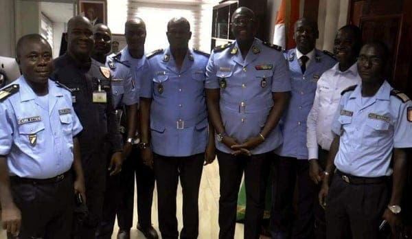 Sécurité, 11 Policiers ivoiriens entrent aux FBI