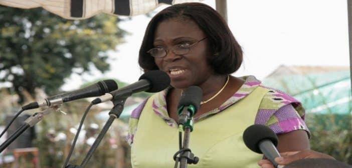 Simone Gbagbo réagit au maintien en détention de son époux malgré l'acquittement