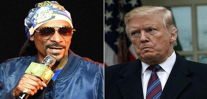 USA Snoop Dogg insulte violemment Donald TrumpVIDEO
