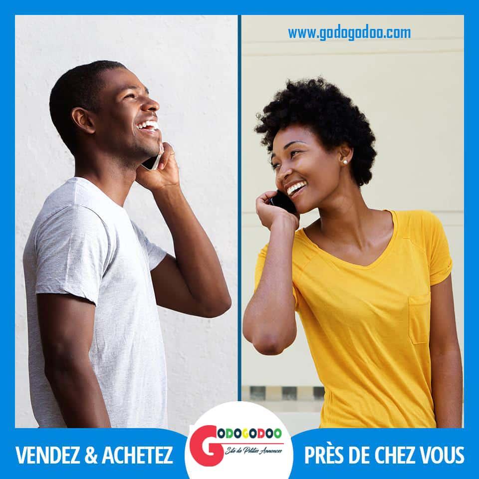 Godogodoo.com, le site d'annonces du Togo prends en tête sur google