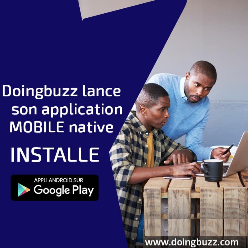 Les 10 raisons qui vous pousseront à télécharger l'application DoingBuzz