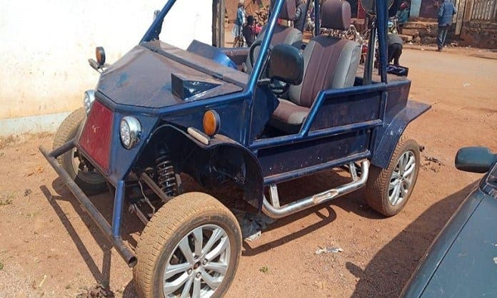 cedric simen premiere voiture made in cameroon doingbuzz