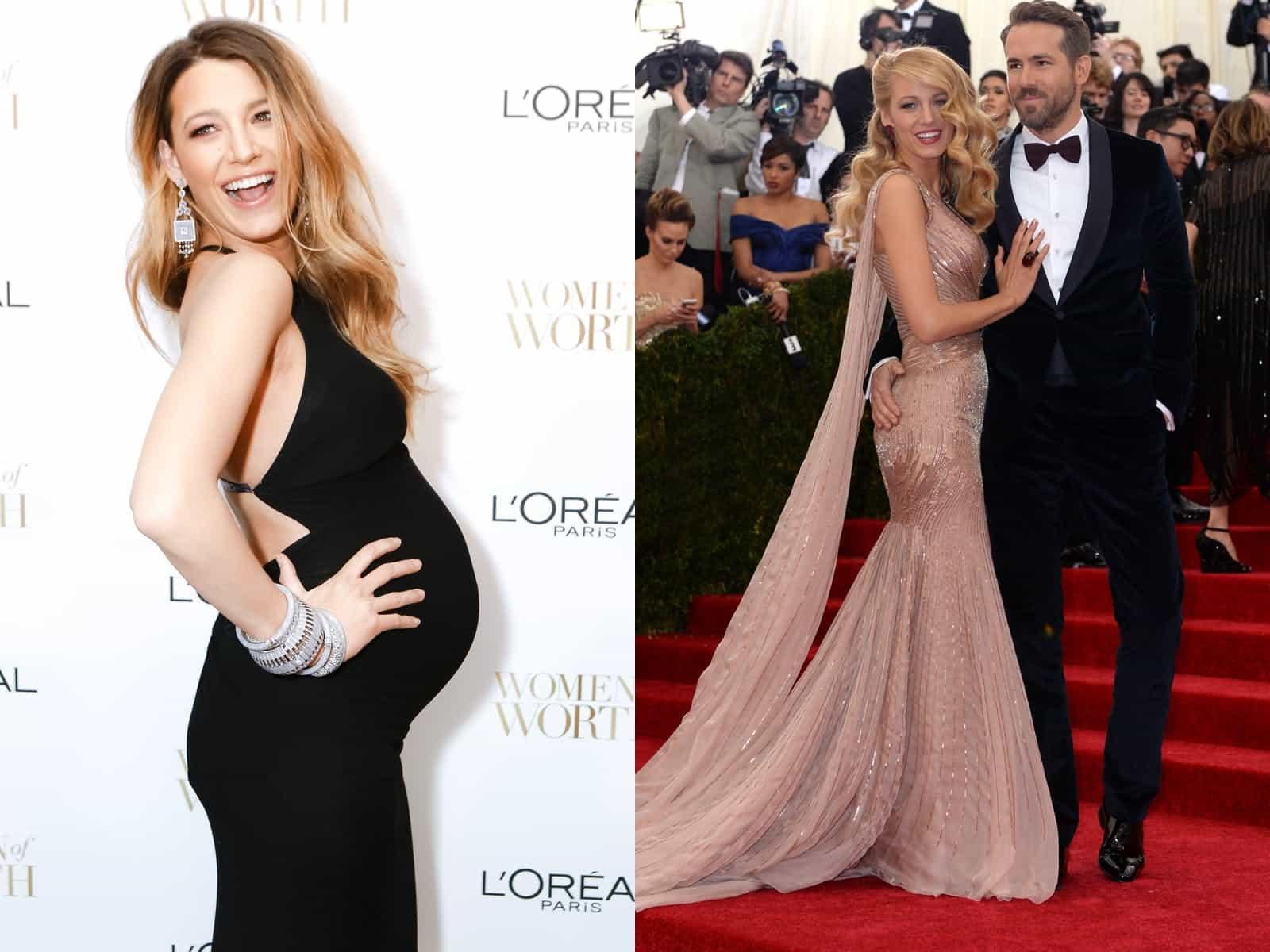 mamans stars avant et après leur grossesse