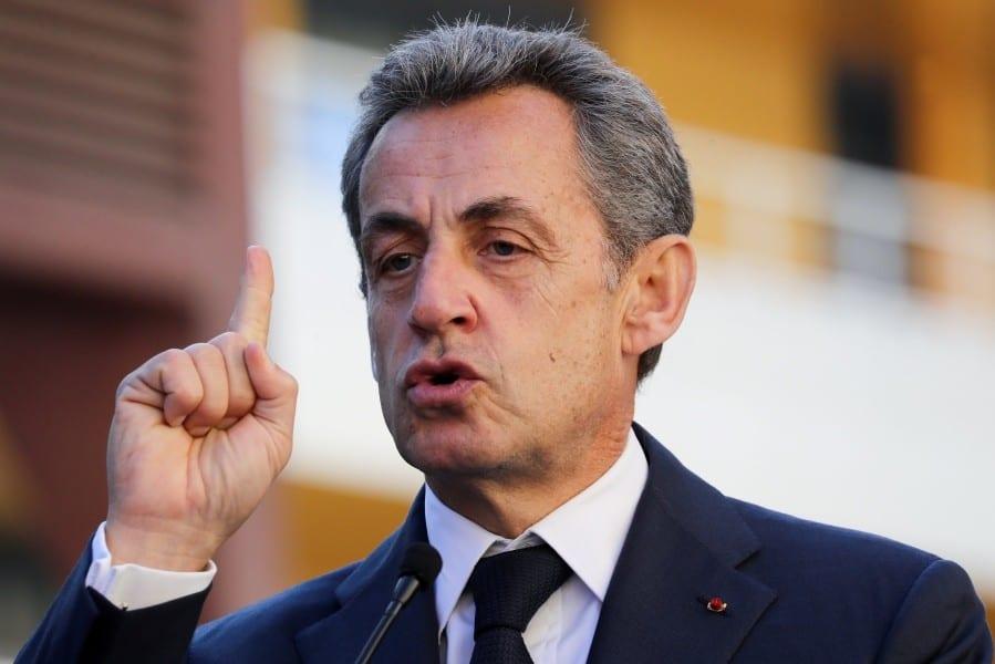 Nicolas Sarkozy quitte la politique