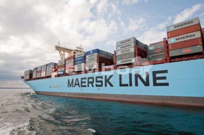 The Maersk Line internship recrute