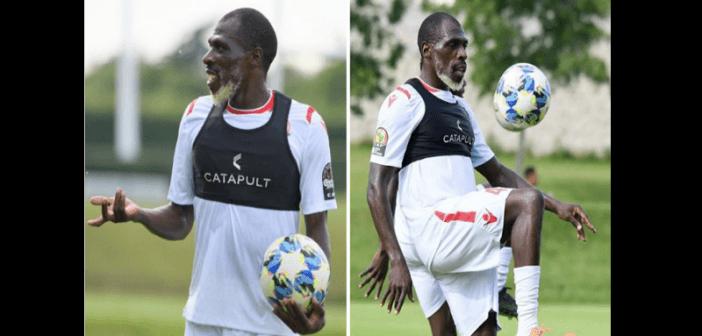 Can 2019,algérie Kenya, Voici Pourquoi ,joash Onyango, N'a Pas Joué ,le Match