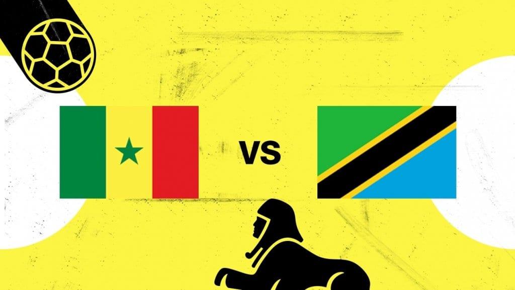 Can 2019,sénégal , Tanzanie, Suivez , Match En Direct
