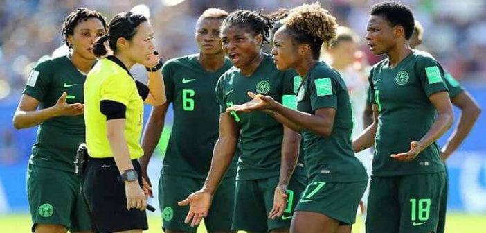Coupe Du Monde Féminine, Les Nigérianes, Refusent,quitter , Hôtel En France