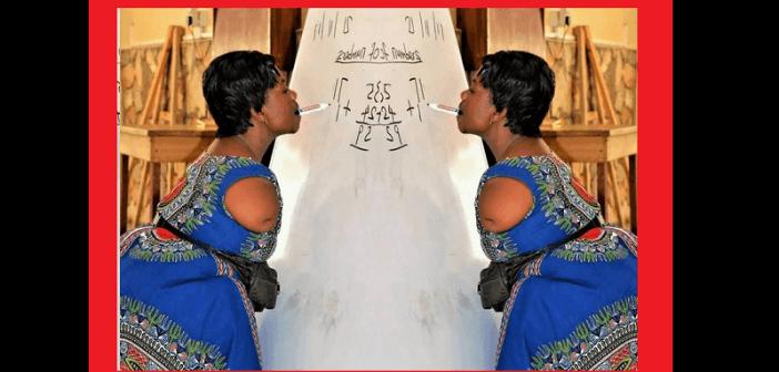 Ghana ,elle Surmonte , Handicap ,enseigner , élèves