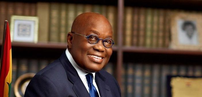 Ghana,un Jeune Garçon ,ressemblant ,président , Centre Des Polémiques